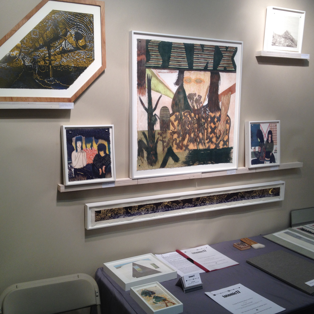 Boston Print Fair 2